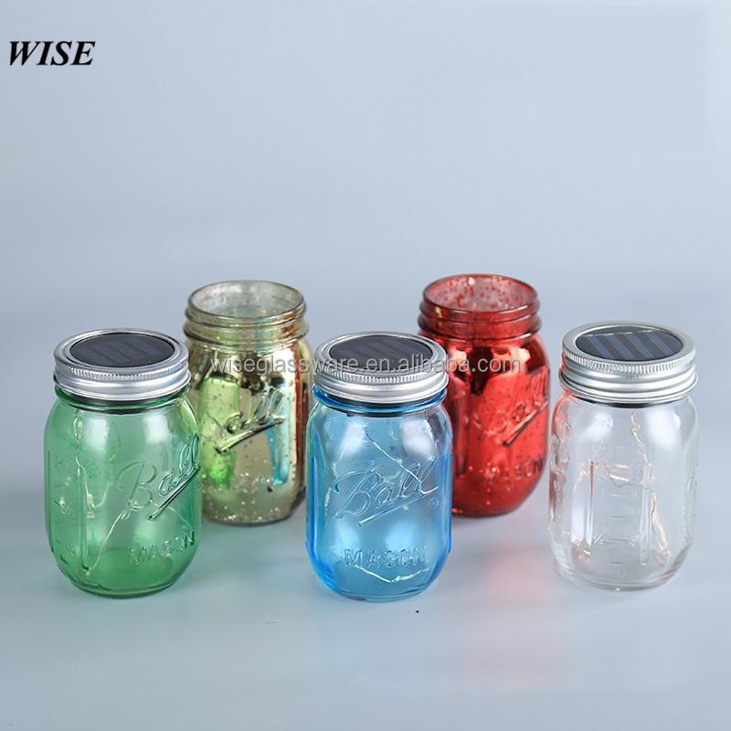 Mason Jar Solar Light Lids, Mason Jar Solar Light Lids Suppliers and ...