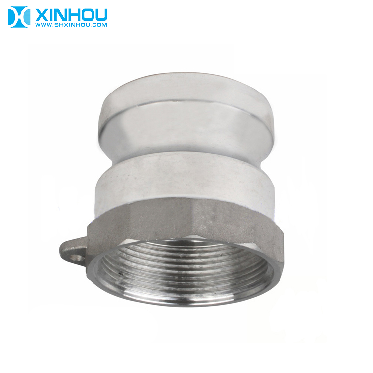 Part A female pp camlock quick coupling