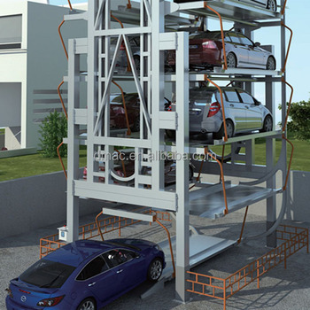Automatic Smart Car Parking System Scissor Car Lift Buy Scissor Car