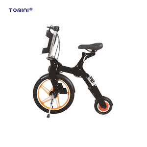 Folding Ebike 2018 Super Light 36 V 250 W Folding Electric Bike