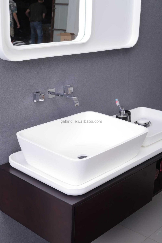 Bathroom Sink Material Resin Bathroom Sinks Resin Bathroom Sinks Suppliers And