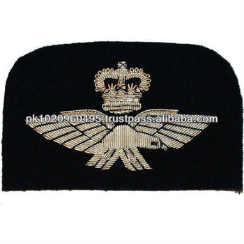 f31947119cc Royal Air Force Rank Cap Badge