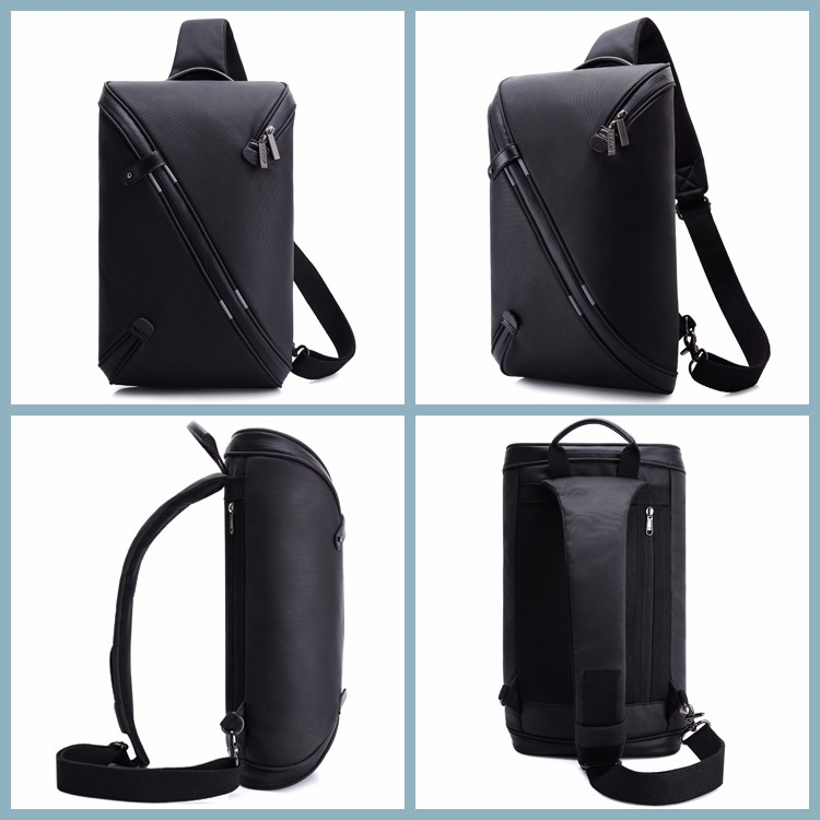 615293e7d6b9 Trendy Waterproof Crossbody Niid Uno Cell Phone Shoulder Mens Two ...