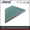 ALUSIGN good quality nano pvdf acp plate low density polyethylene core jiangyin acp