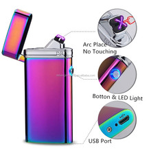 NEWEST Charged Electronic USB Lighter, Hot Selling USB Lighter ,USB Lighter
