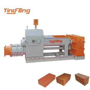 JKR30 Burned Fired Automatic Brick Making Machine Equipment ,Auto Clay Brick Manufacturing Factory Plant