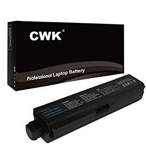 Toshiba Satellite A665-S6086 Laptop Battery - New CWK® Professional 12-cell, Li-ion Battery