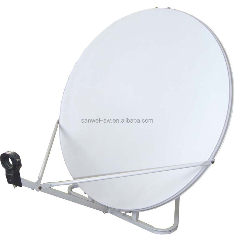 ku band 60cm satellite dish with triangle base