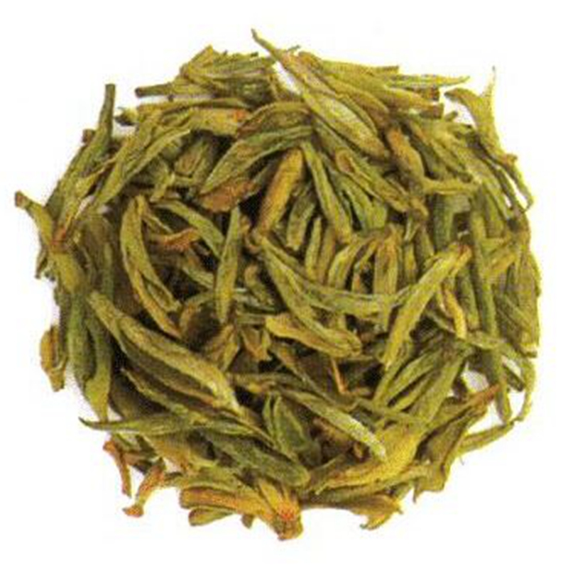 Best selling Hubei rare tea High mountain tea Lofty aroma Yingshan yellow tea