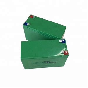 12V 10AH LiFePO4 Battery Pack Lithium Battery Manufacture