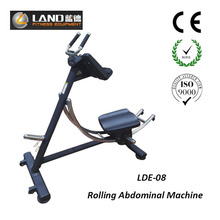 LAND Fitnessapparatuur <span class=keywords><strong>AB</strong></span> Coster Abdominale Rolling <span class=keywords><strong>machine</strong></span> LDE-08 Gym gebruik Abdominale <span class=keywords><strong>training</strong></span> <span class=keywords><strong>machine</strong></span>