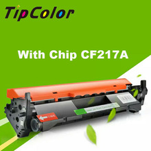 Chinese Supplier Compatible HP CF217A toner cartridge M104 M132 CF217 17 17A 217A black laser toner cartridge