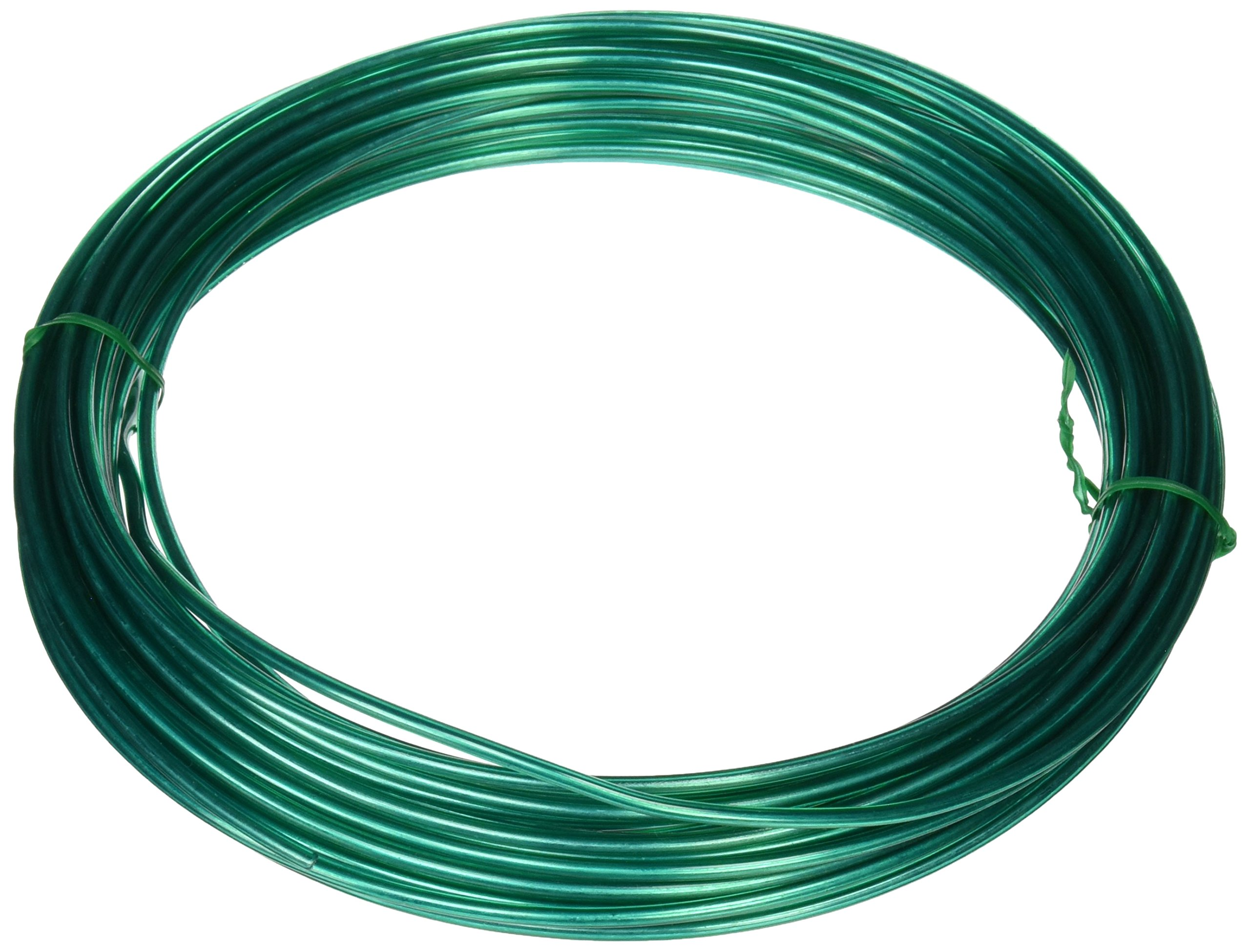 Hillman Green Plastic Coated Steel Wire for Clothesline Wire