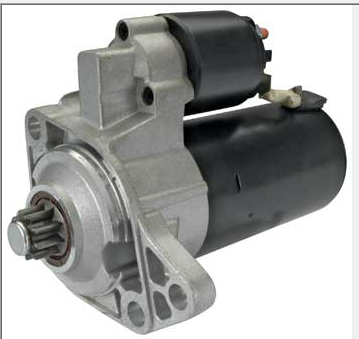 volkswagen starter for Golf Jetta Diesel 1.9L w AT Lester: 17725 OEM: 0-001-125-005