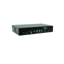 Dual Stream H.264 Hikvision Ds-100% Originale HD <span class=keywords><strong>Audio</strong></span> e Video <span class=keywords><strong>Encoder</strong></span> con i protocolli PTZ Multiple, DS-6601HFHI