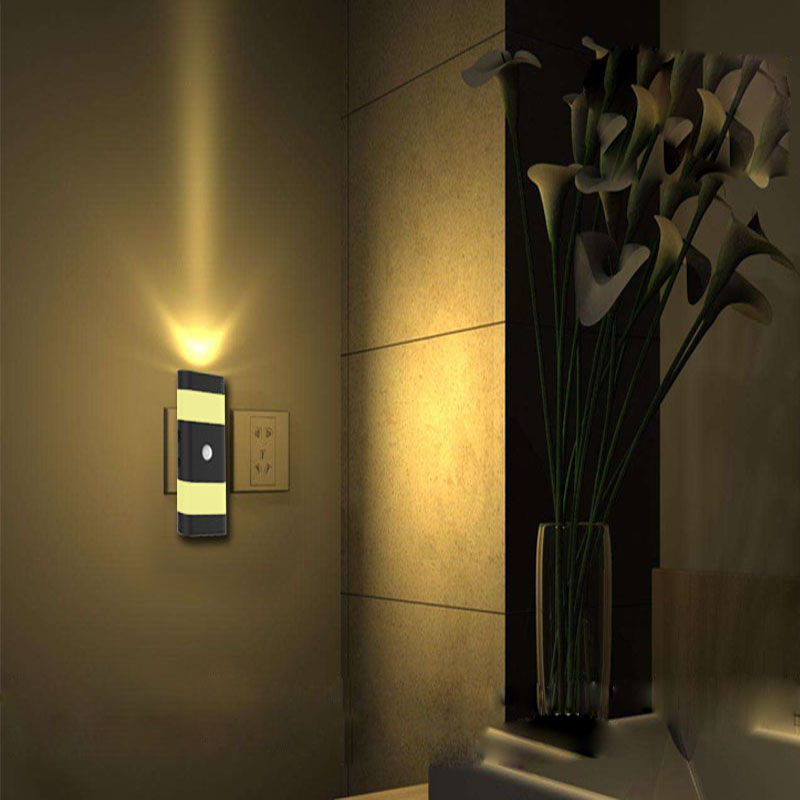 sophisticated plug in night light suitable UK , Europe and US,AU country