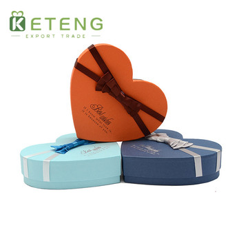 High-quality printing luxury empty chocolate packaging gift boxes
