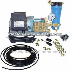 1000PSI high pressure misting cooling system pump machine kits