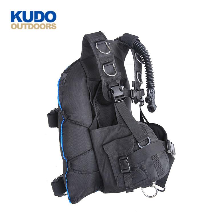 Scuba diving equipment BCD Diving