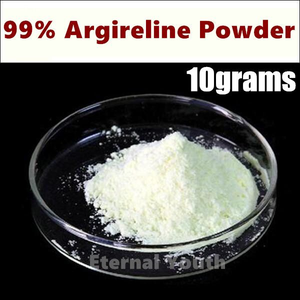 10grams 99 Argireline Areginine Powder High quality Cosmetic Ingredient Acetyl Hexapeptide 8 Anti Aging Ageless Skin