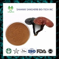 Ganoderma Lucidum extract Organic Red Reishi Mushroom Extract Powder