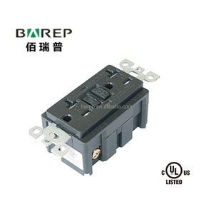 20A GFCI Grounding socket custom oem power strip