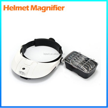 DH-87002 Fashion Wearing Magnifier, Head Loupe Magnifying Glass With Led Light