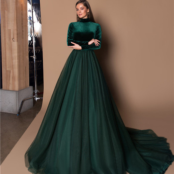 Turquoise Women's Evening Dresses