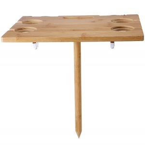 Ordinaire Factory Supplier Bamboo Picnic Table