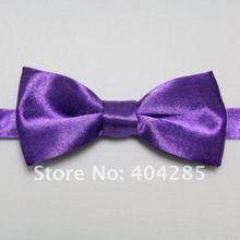 solid color fashion ties for baby boy bow tie butterfly bowtie party gravata cravate necktie