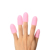OEM SIlicone Nail Art Soakers Durable Nail Polish Remover For Women
