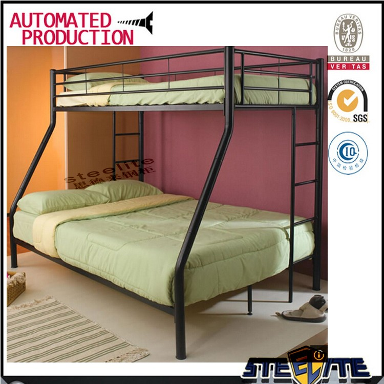 Escuela Popular Doble Decker Somier Metal Adulto Utiliza Cama Litera ...