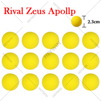 kids foam toys rival apollo Zeus Refill Toy Compatible Gun Bullet Balls Blasters fittings bag Round Refill Pack (HM31)
