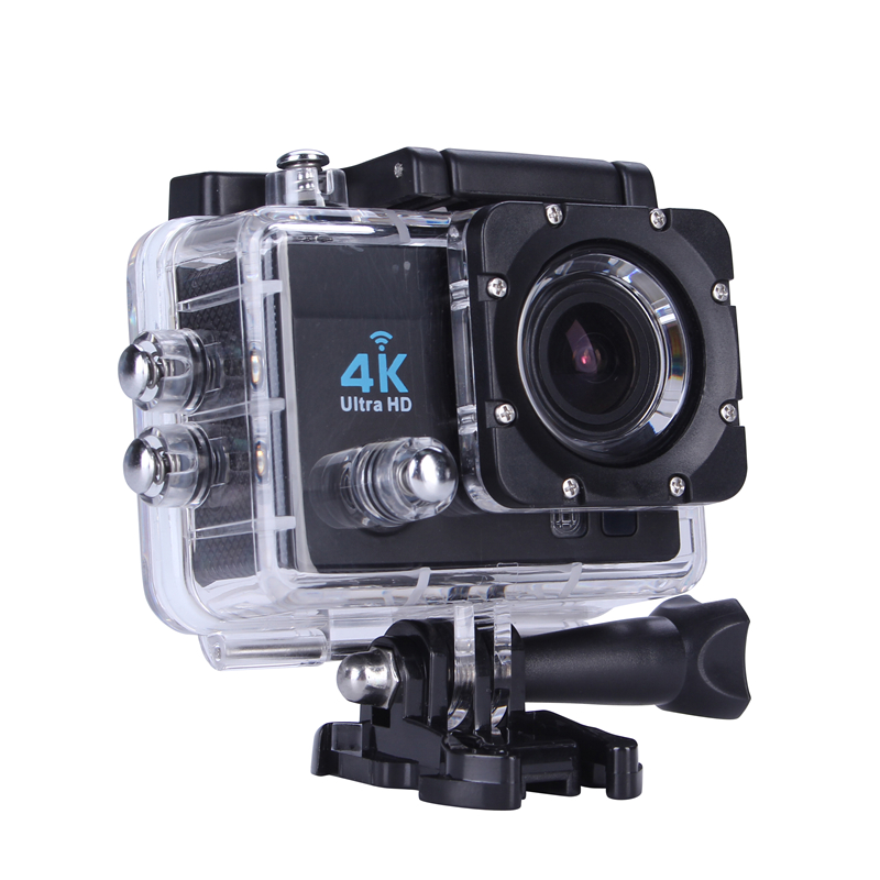 Alibaba Wholesale Action Camera 4K Underwater 30M Diving 12MP Lens Sport Cam for SONY IMAX 1080p Full HD Sport Camera xdv