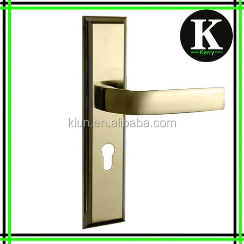 new design Zinc alloy lock handle