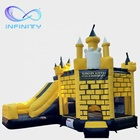 Large fun city bouncy castle bouncy combo inflatable bounce house inflatable jumping castle inflatable bouncer with slide