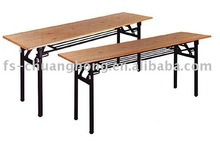 2012 Folding Two- Double Conference Table (YC-T171)
