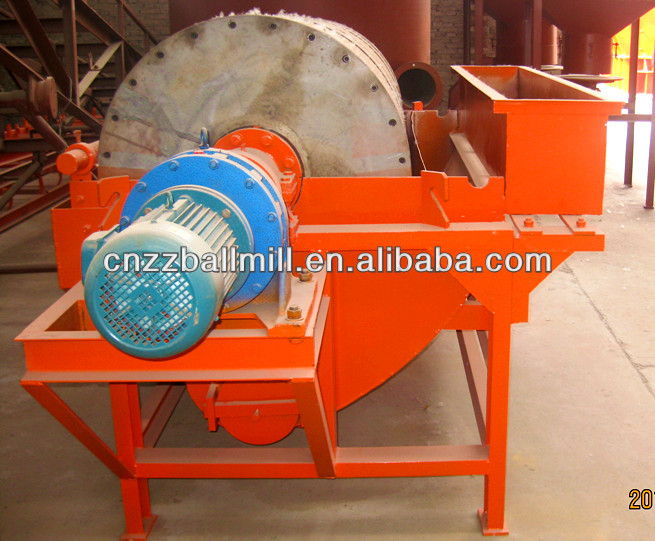iron ore magnetic separator High tension Separator