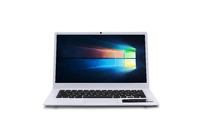 New arrival 14 inch Wide IPS Screen laptop ultrabook built in 4GB RAM 64GB SSD Intel Atom X5-Z8350 Quad Core Win10 OS computer