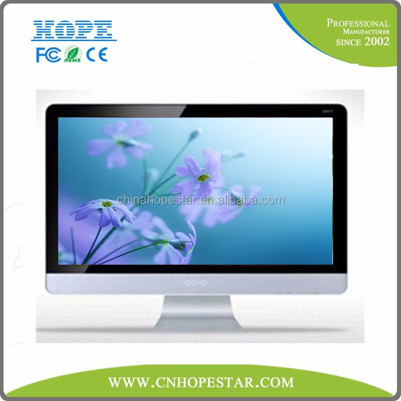 wide screen 24 inch 16:9 1920p vga connector led monitor