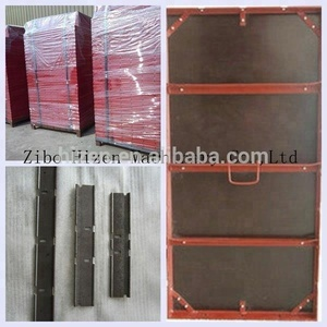 efficiency and enviromental 4feet construction formwork with best price