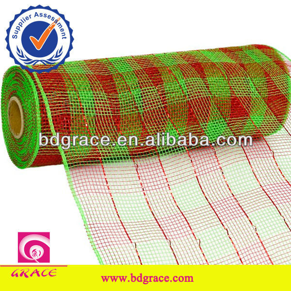 floral wrap mesh netting