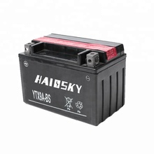 For YAMAHA YTX9A-BS Dry Charged MF Lead Acid 9ah 12v Motorcycle Battery