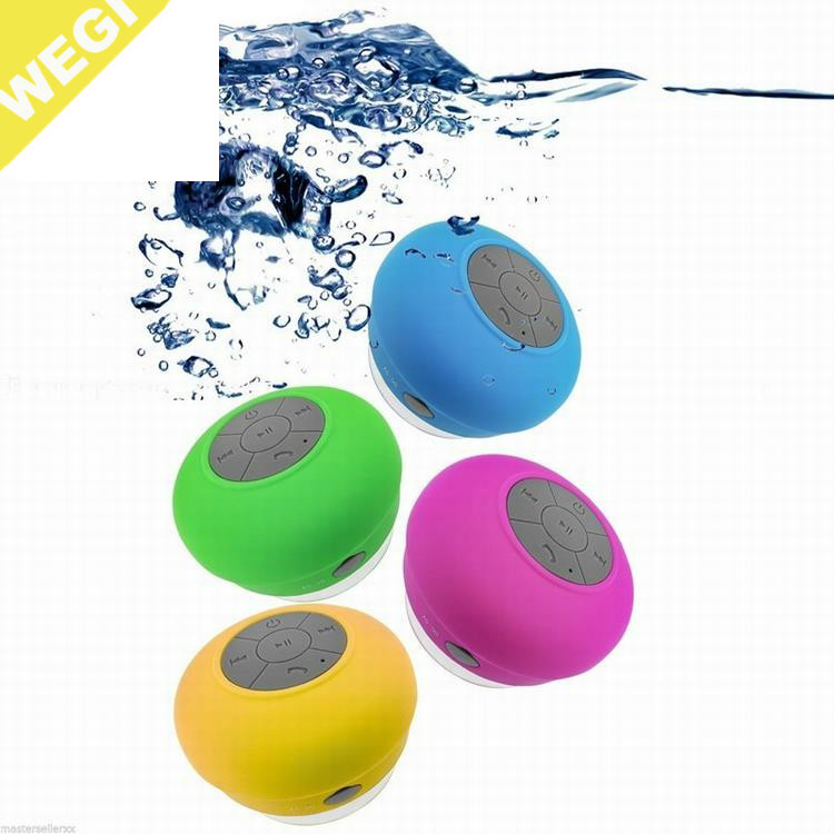 2017 hot Waterproof Mini Blth speaker Portable Wireless speaker Home Theater Party Speaker Sound System 3D stereo Music