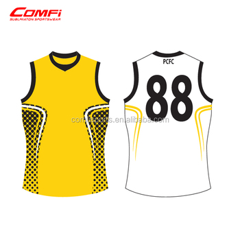 f9d254897 Hot Design Afl Jumper Practice Jersey Afl Singlets Rugby Shirts - Buy ...