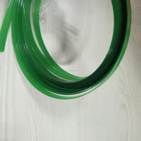 5mm 19mm plastic packing polypropylene strapping band green pet strap