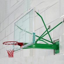Wall mounted basket ball goal / hoops / stands wall-mounted basketball system