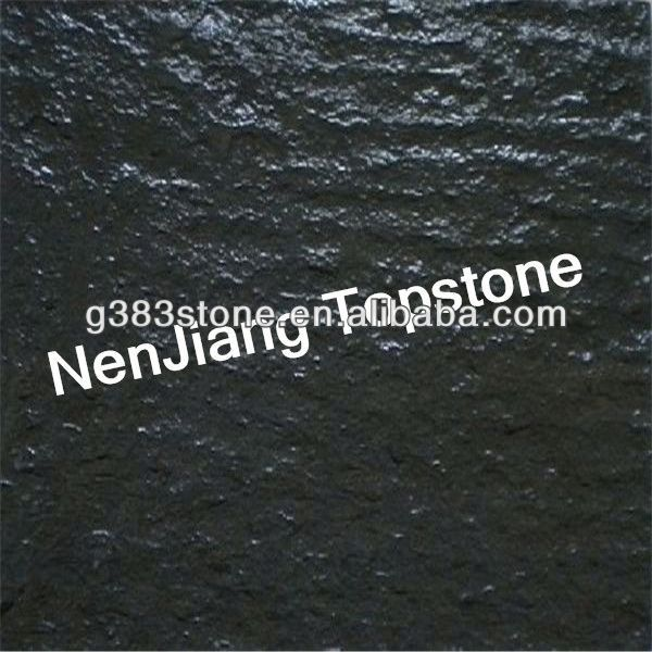 china fantasy black gold granite