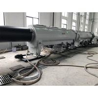 BEION High performance HDPE PVC electric conduit pipe extrusion making machine/line