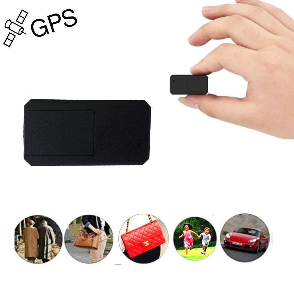 GPS Tracker,Hangang Anti-Theft Real Time Tracking on Free App Personal Tracker for Kids,Woman,Man,Document,Luggage Compatiable Android and iOS